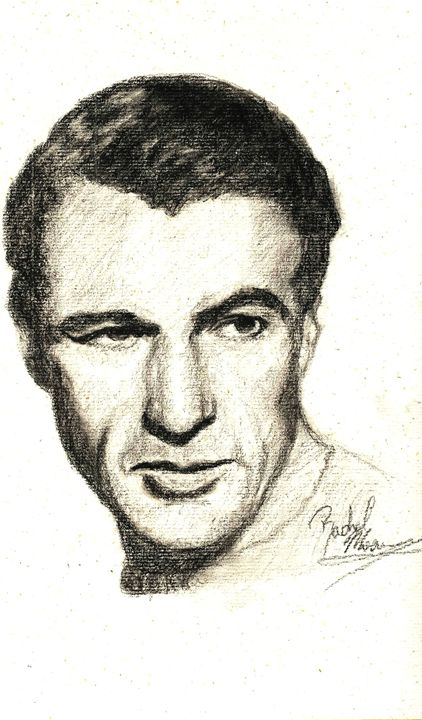 Gary Cooper - Rachel's Art and More