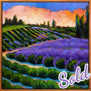 Dreaming in Lavender
