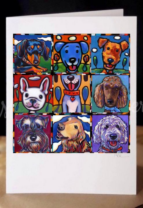 """""""For the Love of Dogs"""" - MARNA SCHINDLER"""
