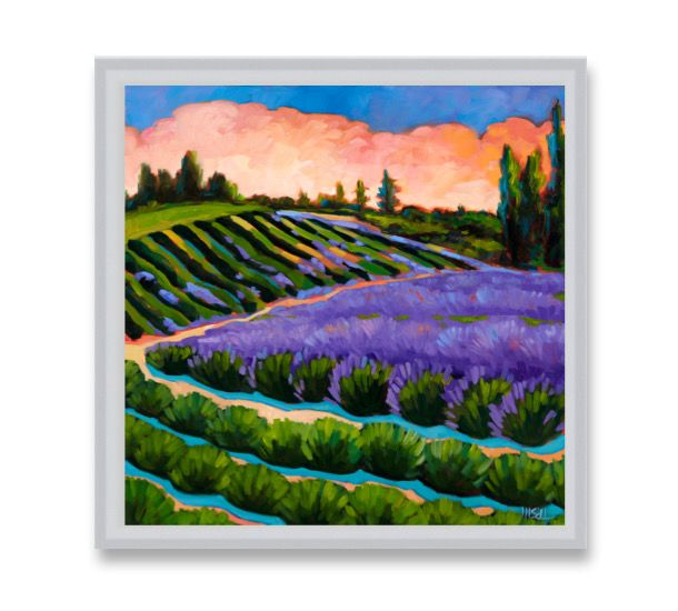 """Special print """"Dreaming in Lavender"""" - MARNA SCHINDLER"""