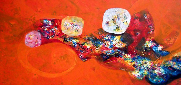 harmony - vibrant paintings