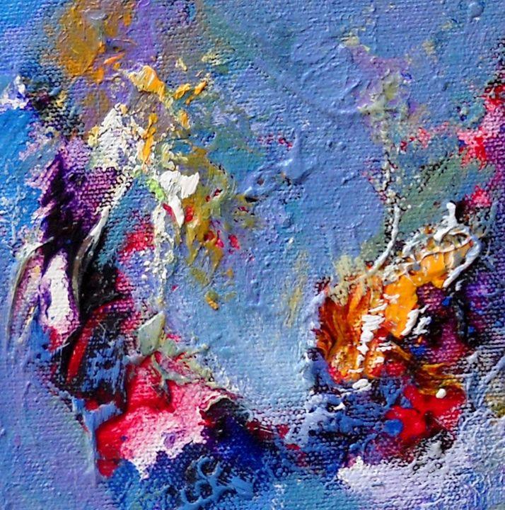 Untitled - vibrant paintings