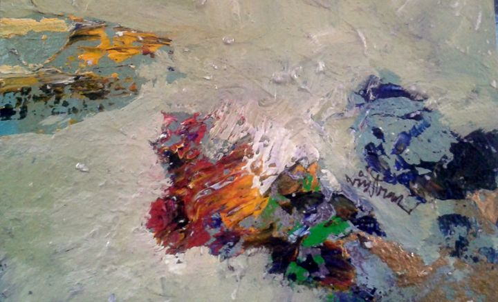 mindscape 101 - vibrant paintings