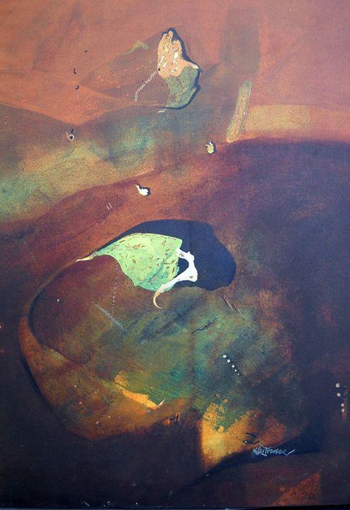 harmony II - vibrant paintings