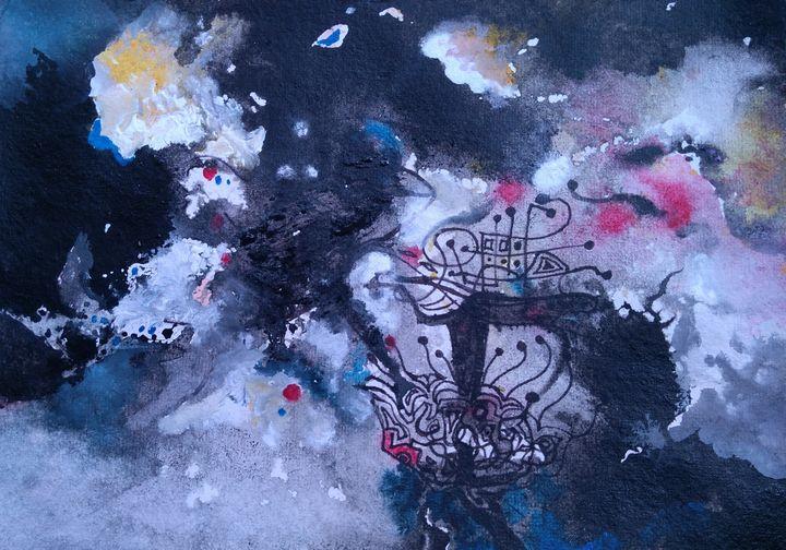 harmony 12 - vibrant paintings