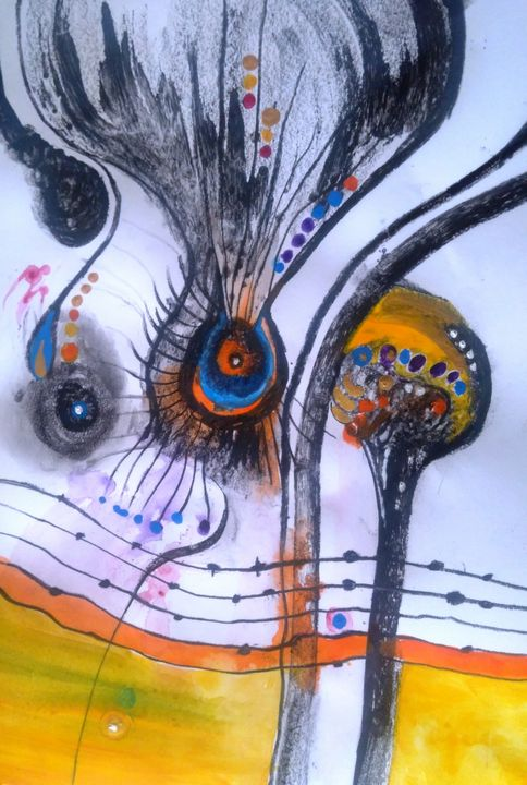 FANTASY 4 - vibrant paintings