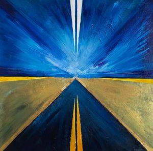 Energy Vortex - Anthony Galeano Art