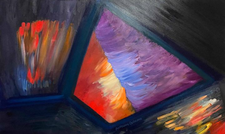 Window to the soul - Anthony Galeano Art