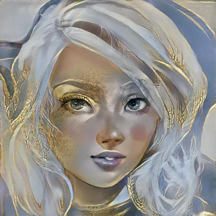 Gold Digger - Anthony Galeano Art