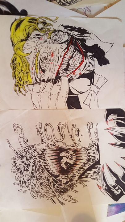 Comics - Jinobli