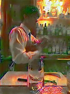 Tokyo Barkeep