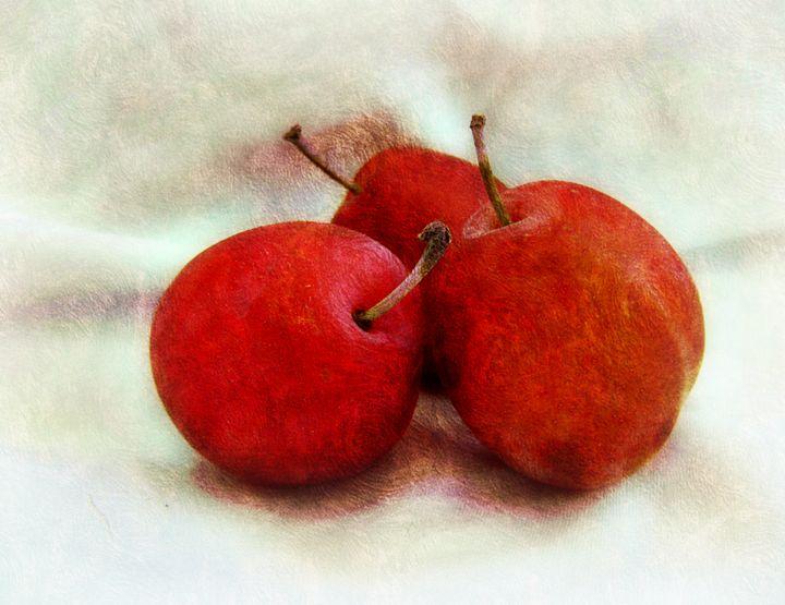 juicy plums - suzydoodle
