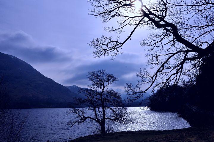 blue lake - suzydoodle