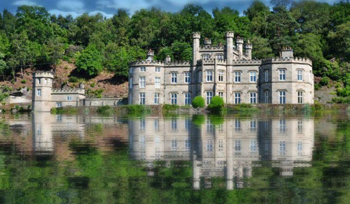 Bolesworth castle - suzydoodle