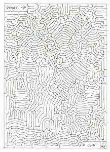Maze #001