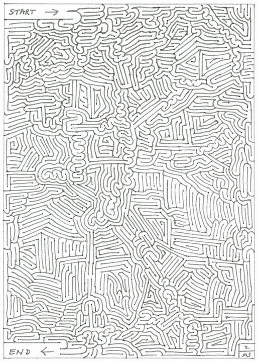 Maze #002 - Salaster