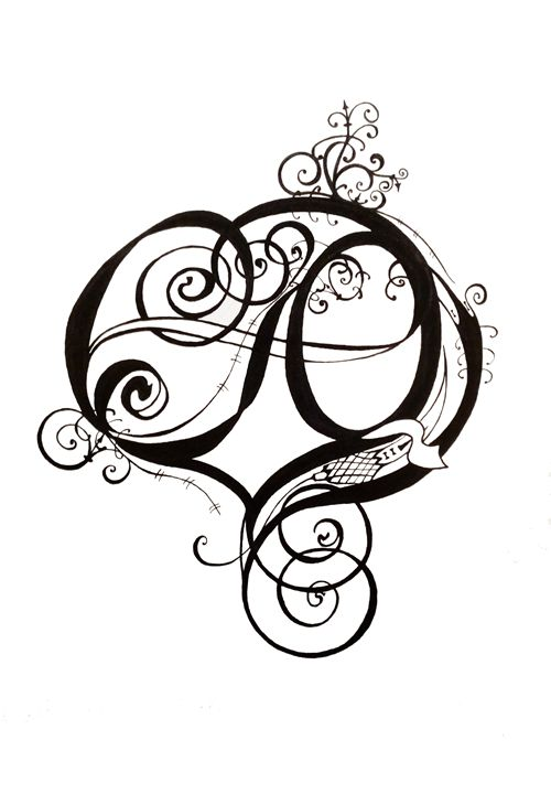Monogram - Lorelei