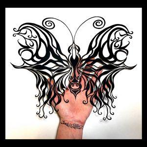 Transformed | Papercut