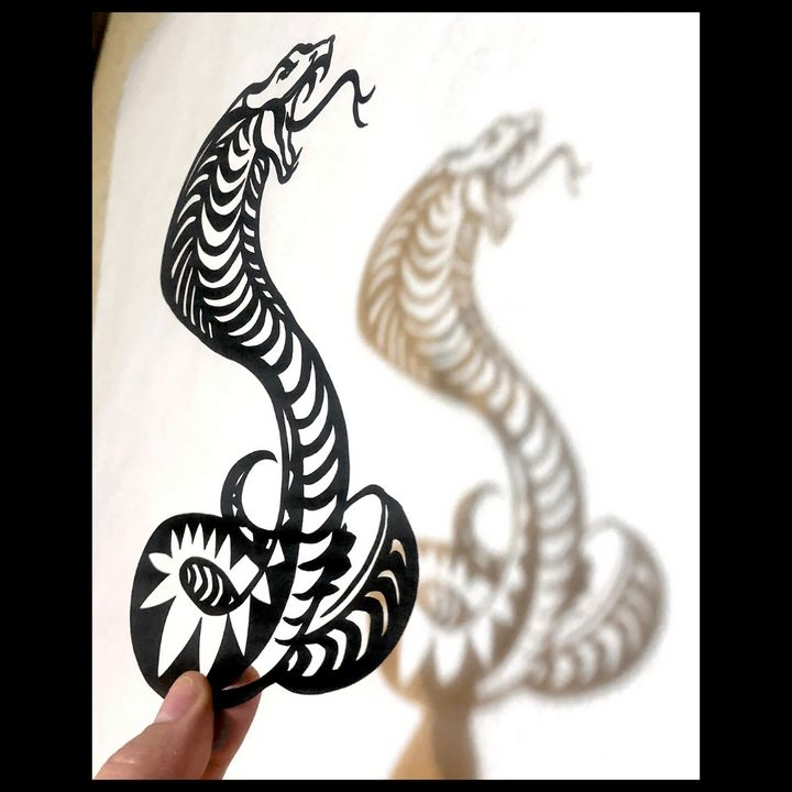 King Cobra | Papercut - Corie Mae Dark