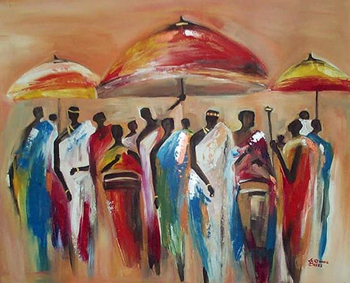 African durbar - MD art studio