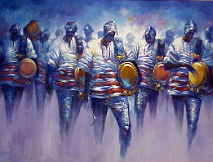 drummers - MD art studio
