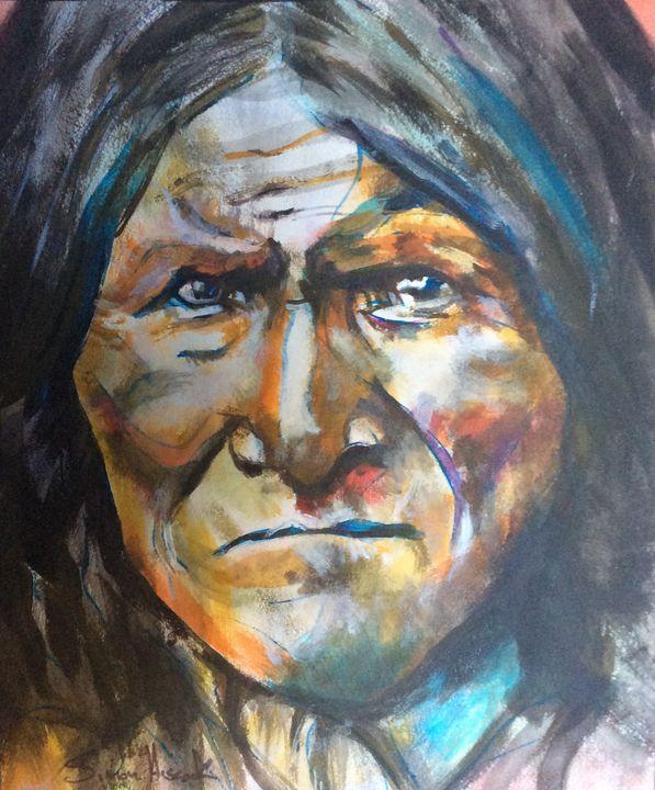 Geronimo - Simon Hiscock