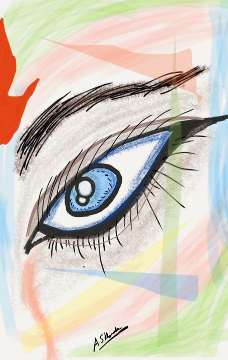 Eye of god - AD