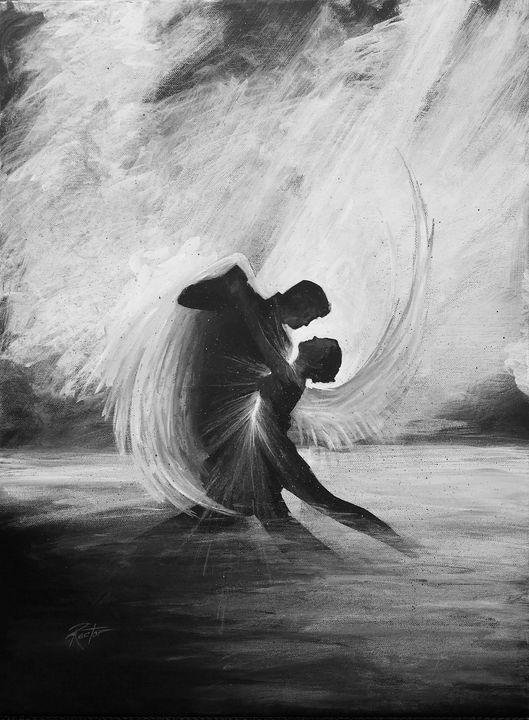 First Dance - Tony Rector Art