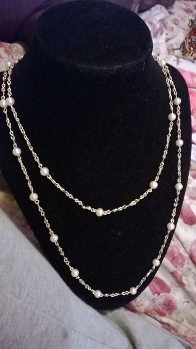 Necklace - Work by Layla