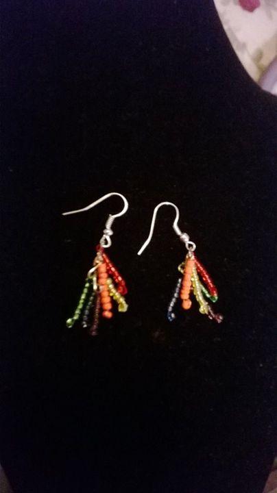 Earrings - Work by Layla