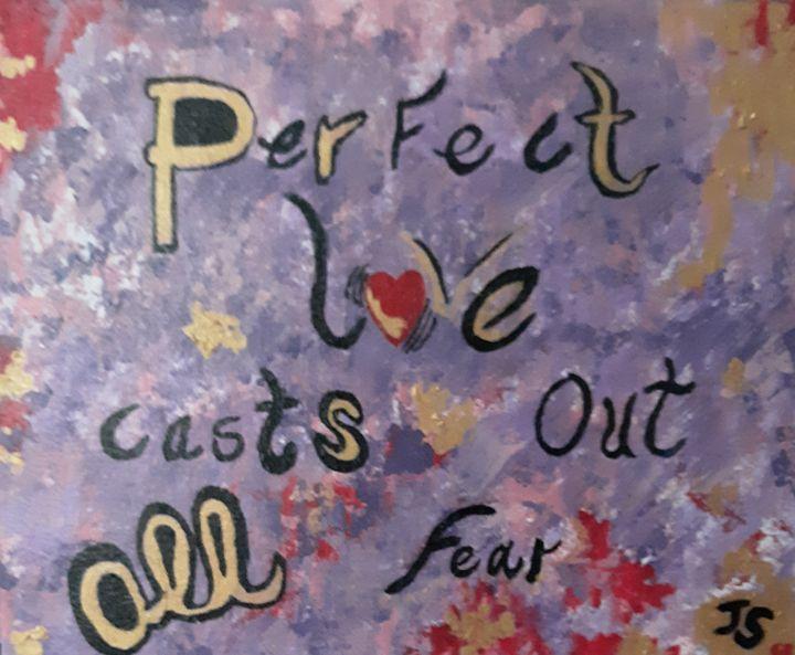 Perfect love - J's World