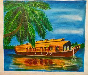 Kerala boating