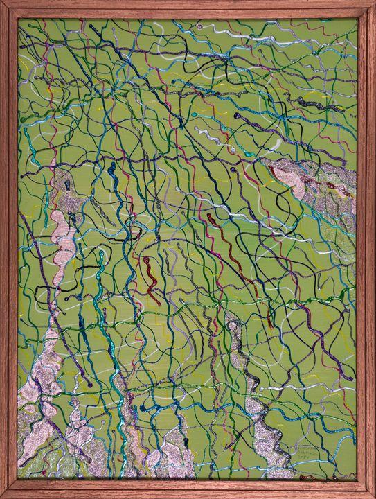 Birch Tree - MYakovkin Art