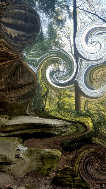 Box Canyon Trail - ELS-B Art