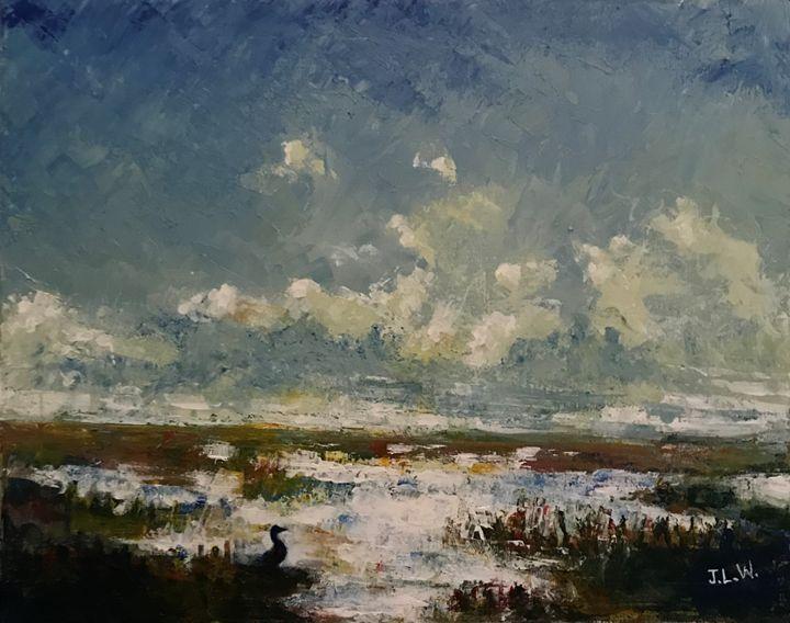 Duck Pond - J. Williams