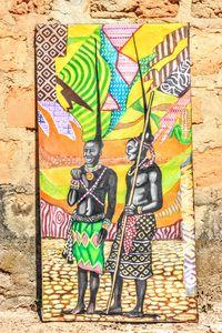 Ba ILA tribal men
