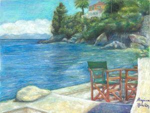 Sea side - MarinaPetsali