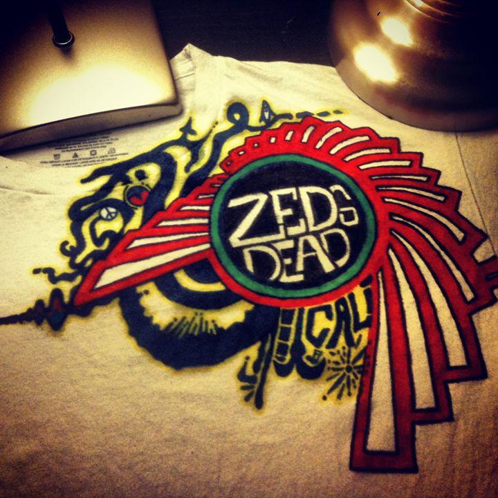 Zeds Dead.. - GrowingUpWasted!