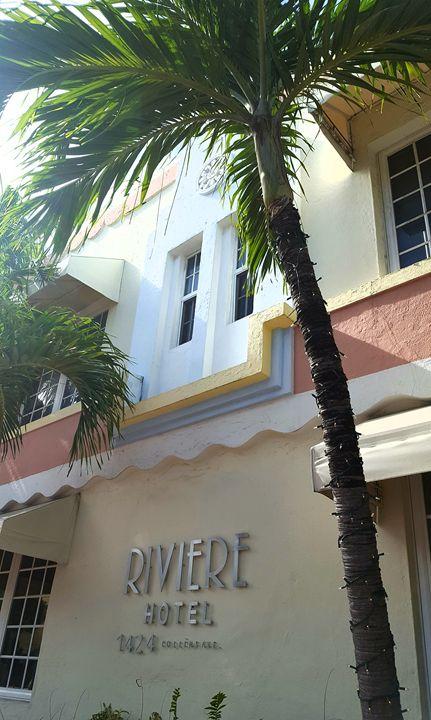 Riviere Hotel - South Beach, Miami Art
