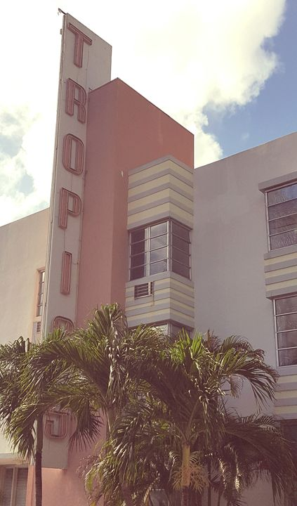 Tropics, Miami Beach - South Beach, Miami Art