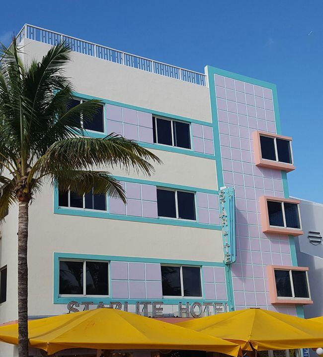 Starlite Hotel - South Beach, Miami Art