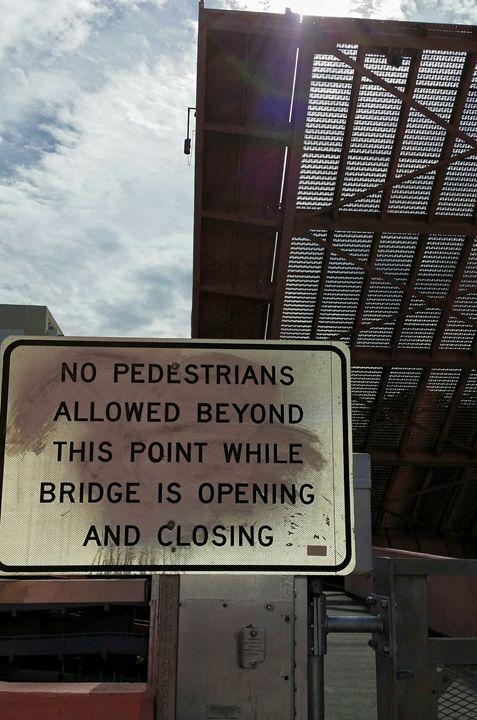 Andrews Avenue Bridge - South Beach, Miami Art