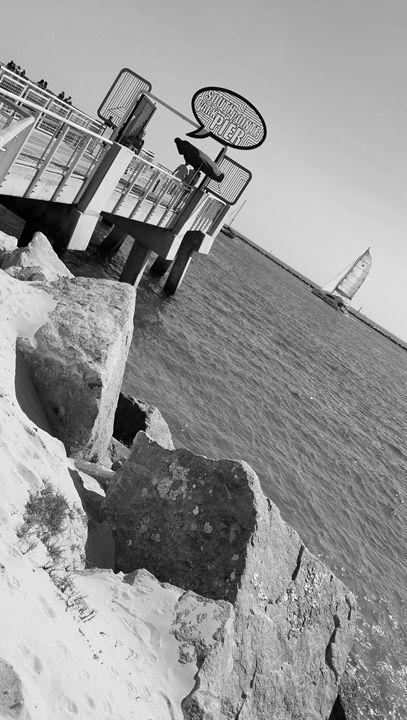 South Pointe Park Pier - South Beach, Miami Art