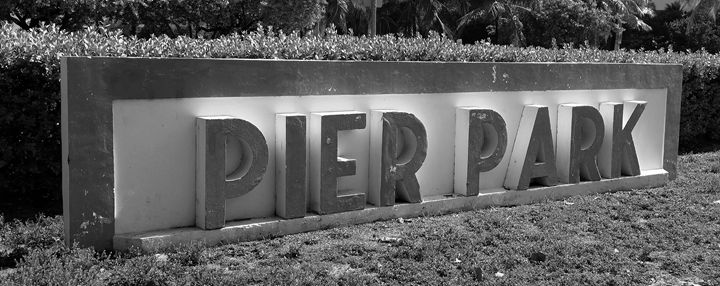 Pier Park - South Beach, Miami Art