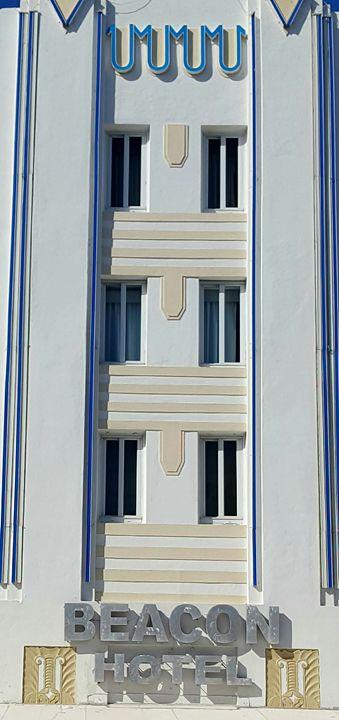 Beacon Hotel - South Beach, Miami Art