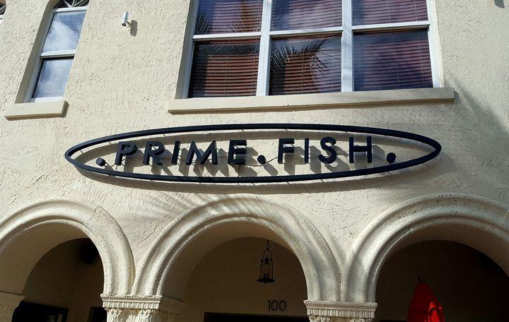 - Prime - Fish - - South Beach, Miami Art