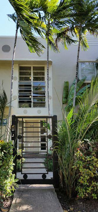 Art Deco Style - South Beach, Miami Art