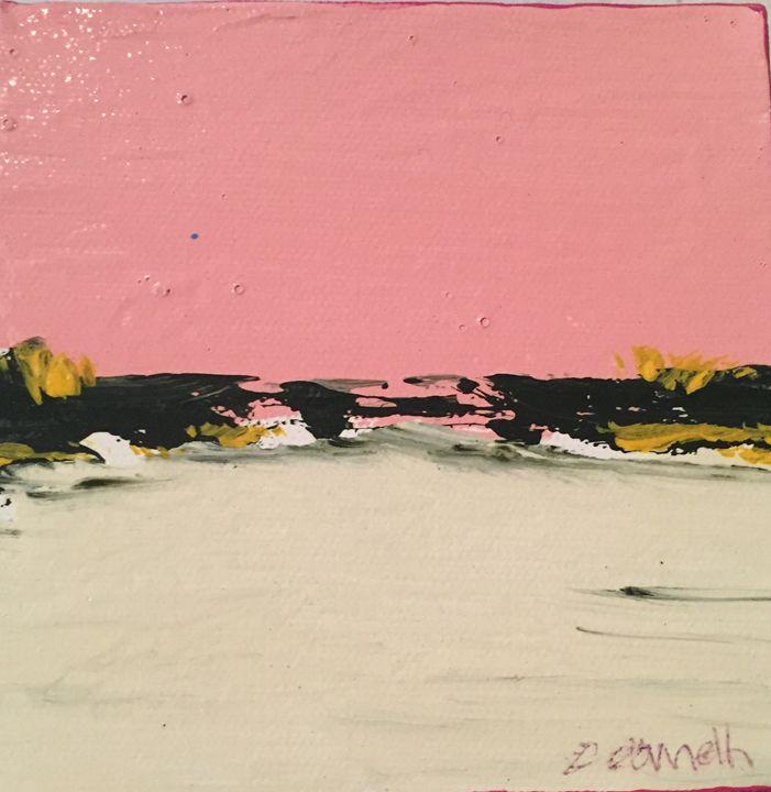 Awash in Pink - CeFaire Fine Art