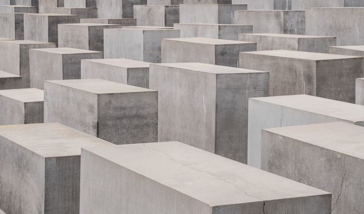 Memorial of the Murdered Jews in Eur - hanoh iki
