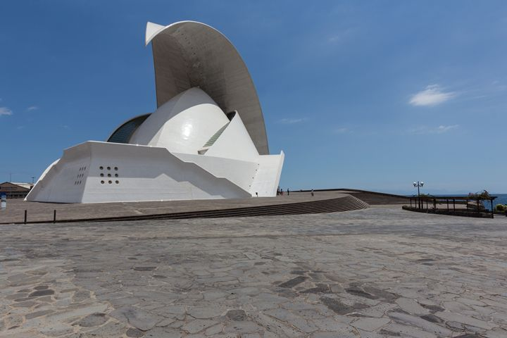 Modern Architecture - Auditorium - hanoh iki